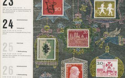 23. Dezember 1959 – Versandstelle für Briefmarken