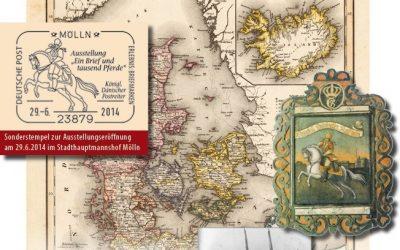 """""""Ein Brief und 1000 Pferde"""" – noch bis zum 25. Juli in Mölln"""