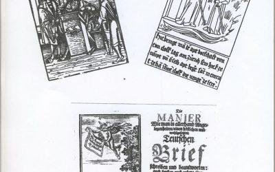 """Neue Lektüre für Briefforscher: """"Briefe mit Anschriften und Inhalt"""""""