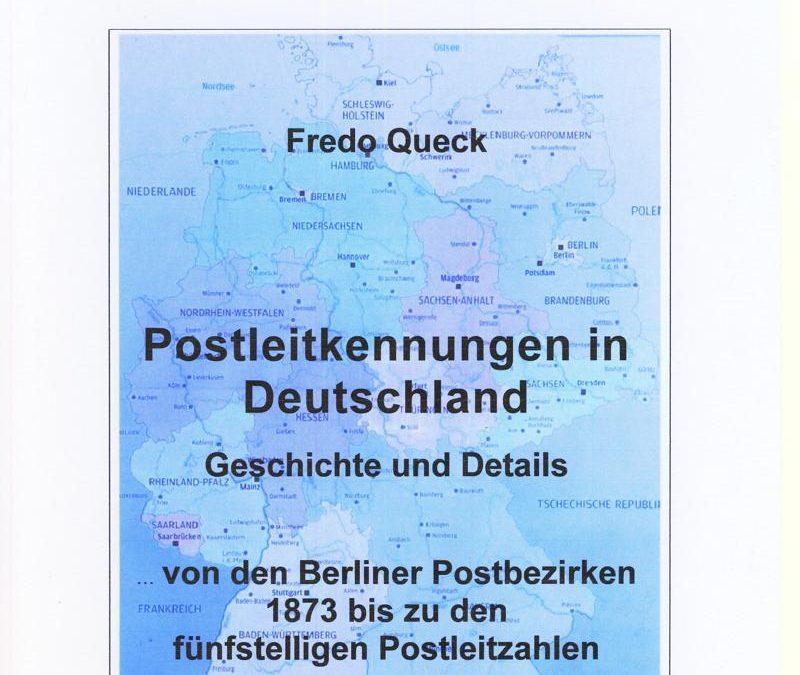 """Neuerscheinung """"Postleitkennungen in Deutschland"""""""