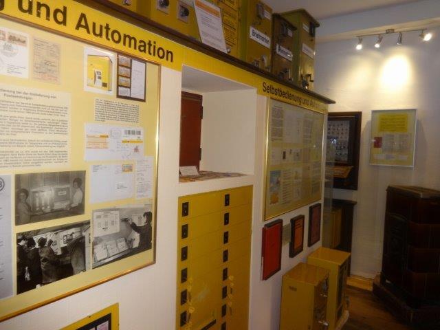 Das Gehlberger Postamt-Museum in Thüringen