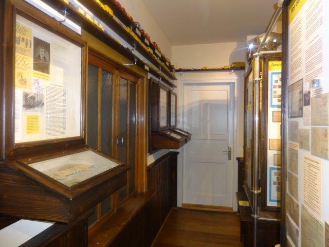 Das Gehlberger Postamt-Museum