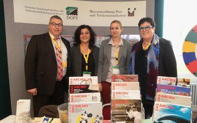Die DGPT bei der Betriebsräteversammlung der Deutschen Post AG