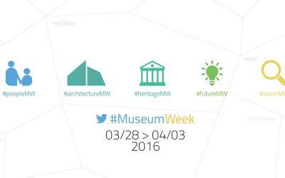 Ein bunter Strauß Kultur: die MuseumWeek bei Twitter