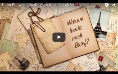 Videowettbewerb: Warum heute noch Brief?