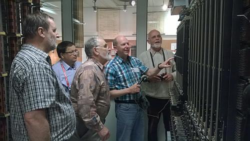 Besuch im Telefonmuseum Bochum