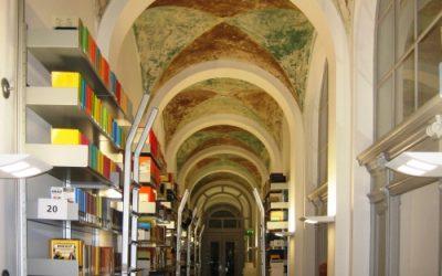 Exkursion zur Bibliothek des Museums für Kommunikation Berlin