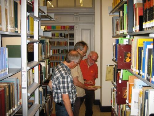 Suche nach Büchern aus dem ehemaligen Tätigkeitsbereich