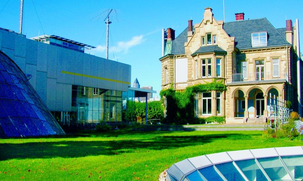 Museum für Kommunikation Frankfurt geschlossen