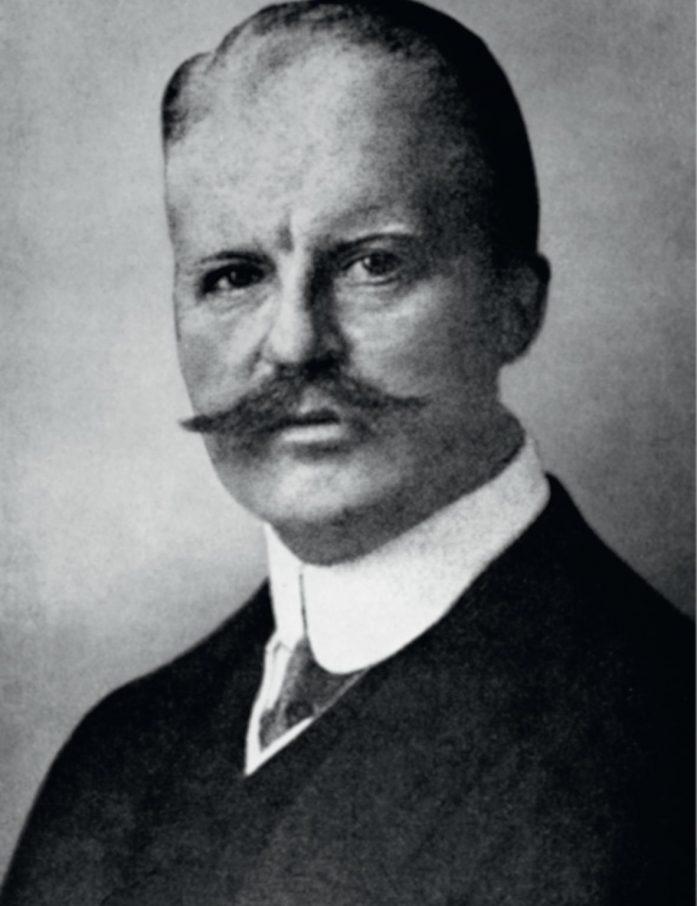 Arthur Zimmermann, Staatssekretär im Auswärtigen Amt 1916/17