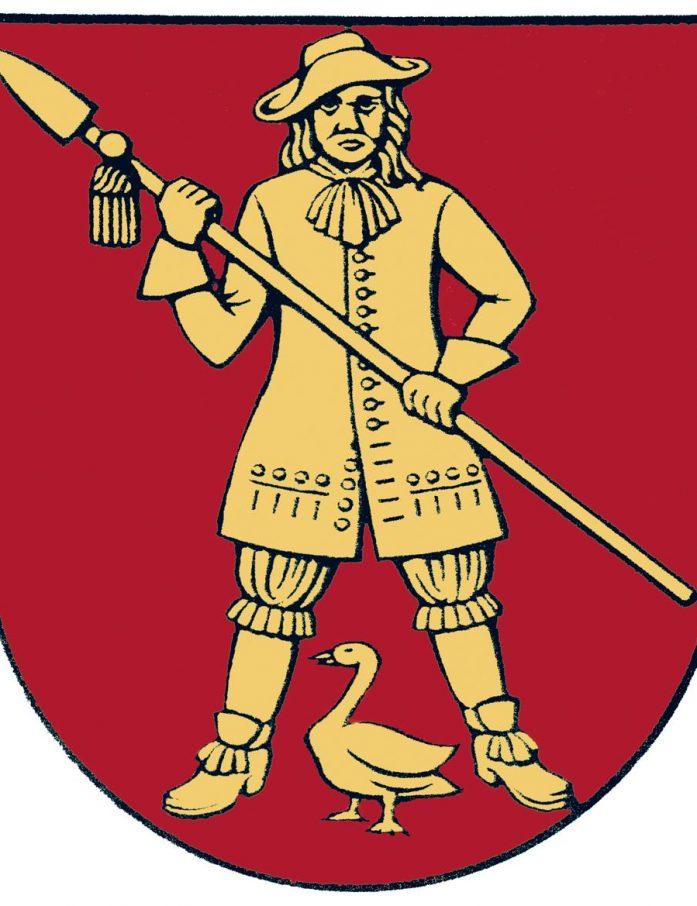 Wappen der Gemeinde Varlosen