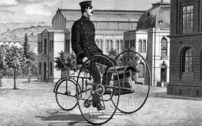 200 Jahre Fahrrad – 120 Jahre Postzustellung mit dem Rad