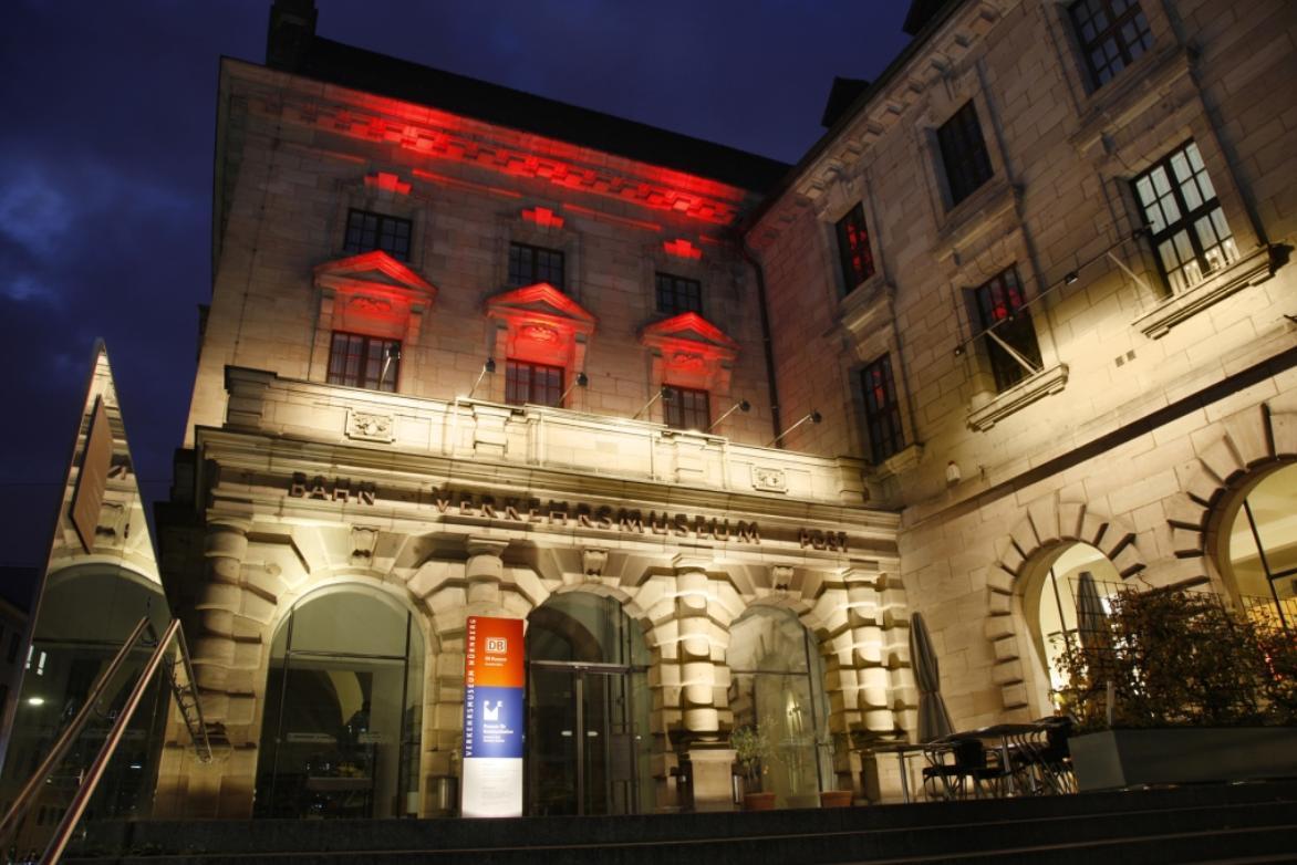 Museum für Kommunikation Nürnberg geschlossen
