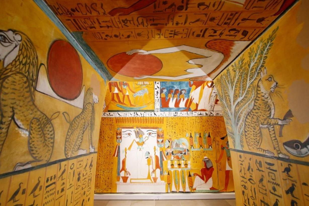 Führung: Altägypten im Fokus