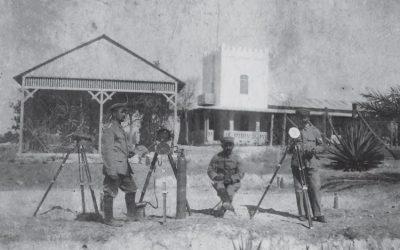 Sonnenblitze in der Wüste. Die Lichttelegrafie in Deutsch-Südwestafrika 1899-1915
