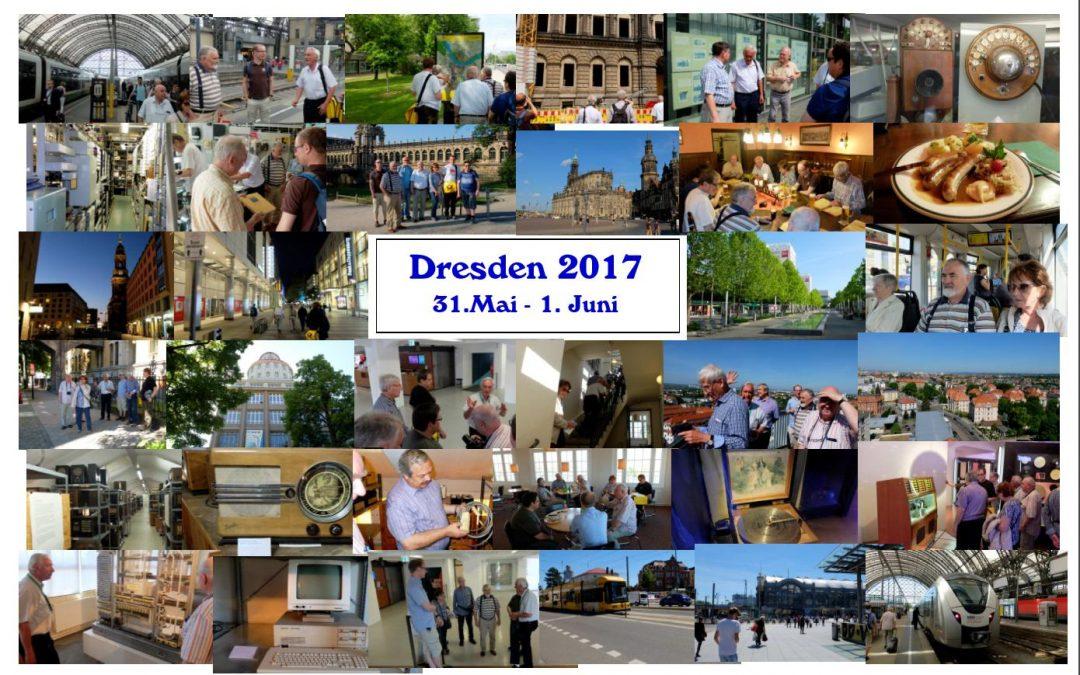 Besuch im Fernmeldemuseum Dresden