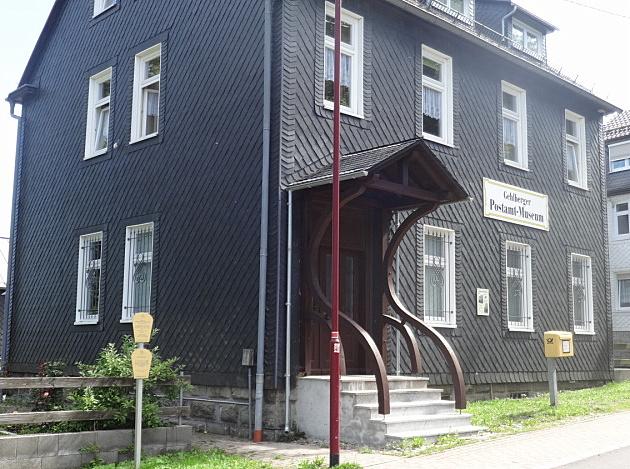 """""""Blitzlichter zur Postgeschichte"""" aus dem Gehlberger Postamt-Museum"""