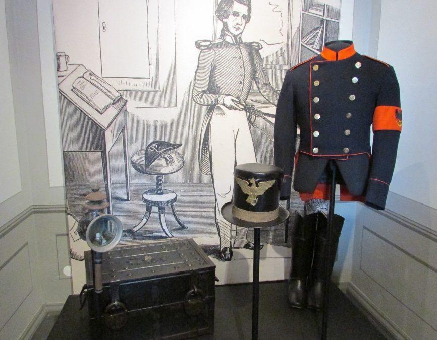 """Exkursion nach Beelitz mit Führung durch das Museum """"Alte Posthalterei"""""""