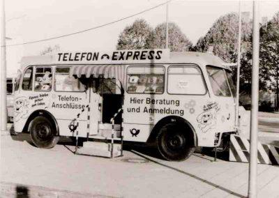 Telefon-Express 20-10-1981 Bild 1