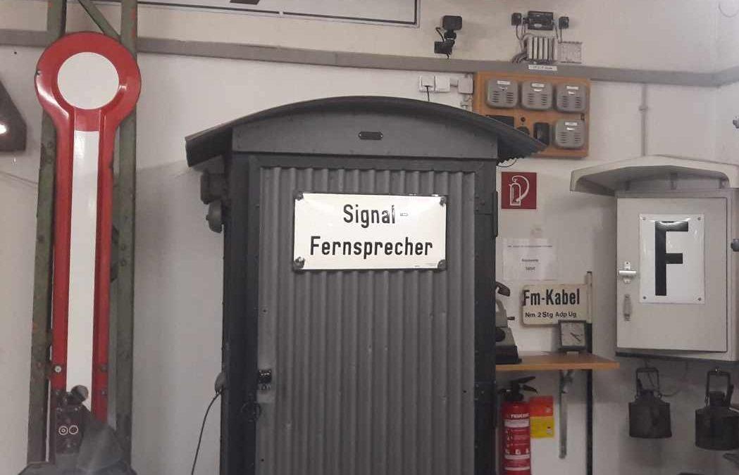 Ausflug ins BSW-Museum für Fernmeldetechnik Stuttgart
