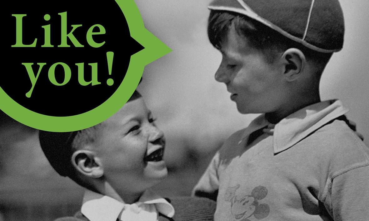 Führung: Like you! Freundschaft digital und analog