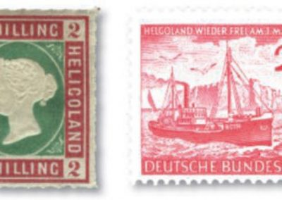 BriefmarkenHelgoland