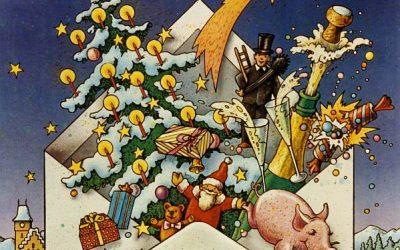 Fröhliche Weihnachten und einen guten Start ins neue Jahr!
