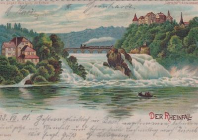 Postkarte_Rheinfall