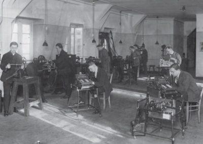 Schreibmaschinenreparatur