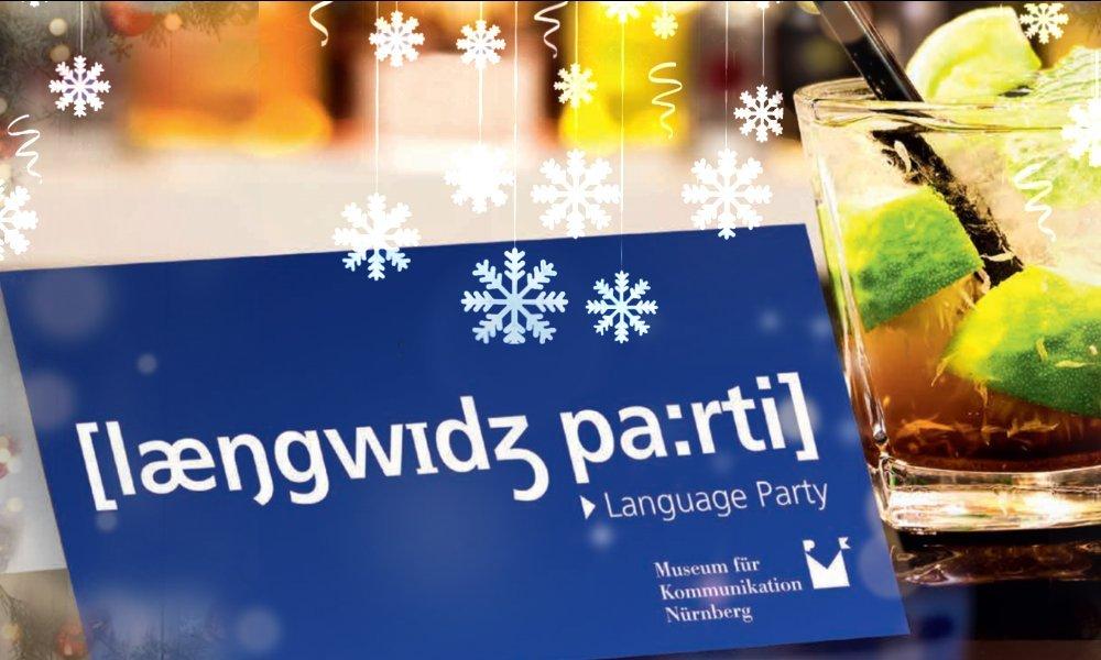 Language Party: Angebot für Fremdsprachenfans – im Dezember auf dem Christkindlesmarkt