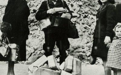 """Die Aktionen """"Storch"""" und """"Schwalbe"""". Kinder- und Flüchtlingstransporte mit Fahrzeugen der Reichspost 1945‒1947"""