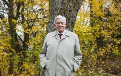 90. Geburtstag von Christian Schwarz-Schilling