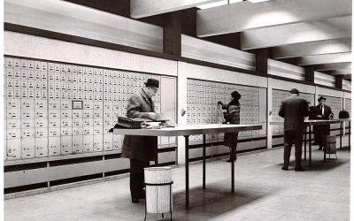 Sichere Sendungen – 120 Jahre Postschließfach