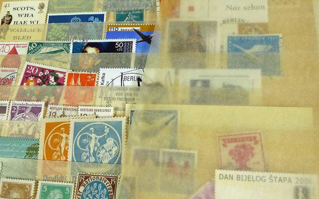 Neue Philatelie-Schalter der Post!